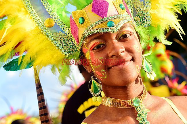 ✨Carnaval Guadeloupe✨