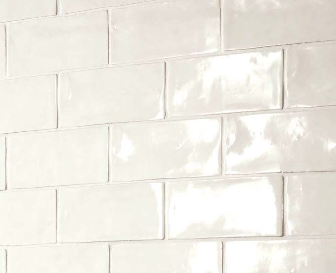 Piastrella in ceramica da rivestimento: metrò parigino - VOGUE - arezia