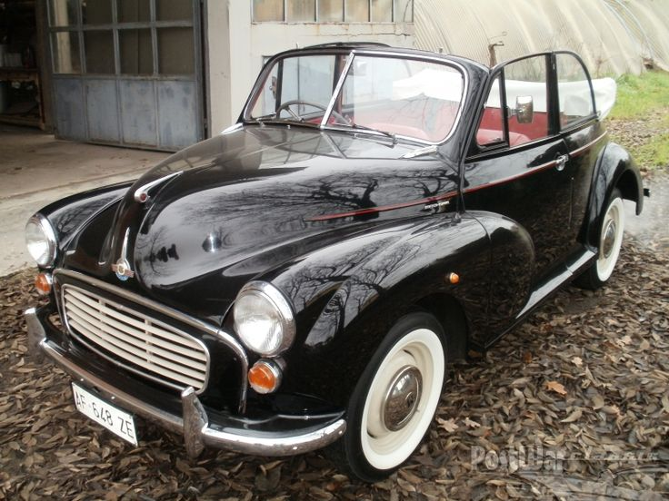 1954 Morris  Minor convertible