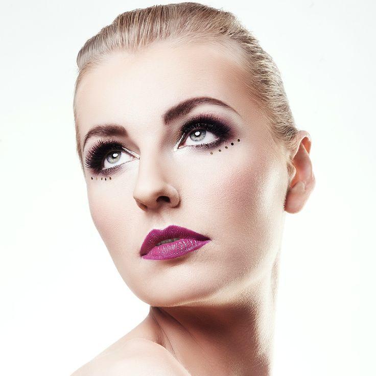 make-up, beauty