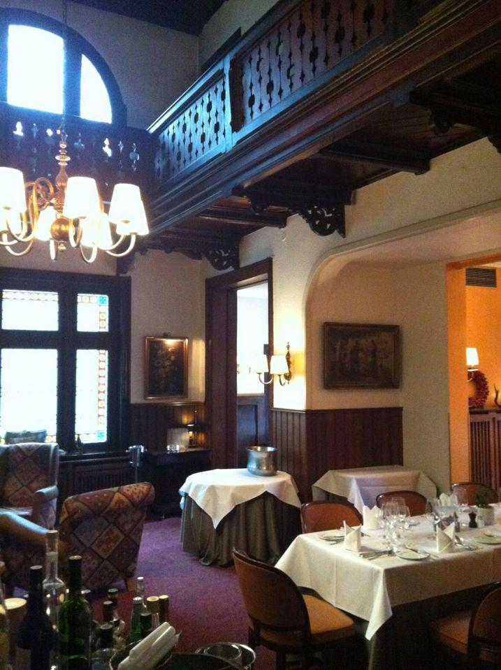 Zum Gans essen ins Jagdhaus Waldfrieden in Bilsen und unbedingt - hamburger küche restaurant