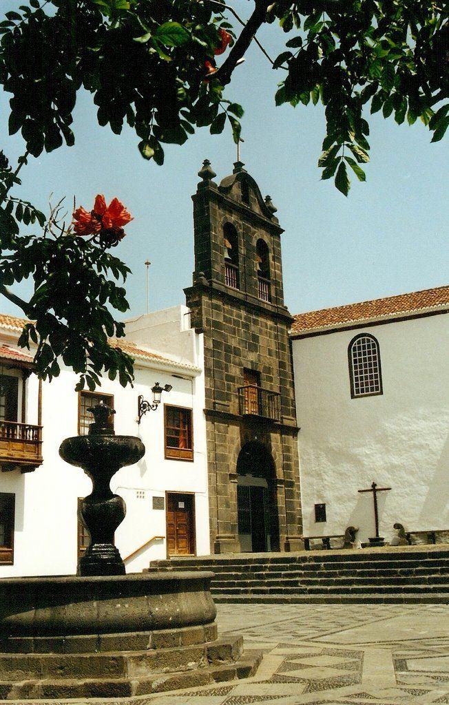 Santa Cruz de la Palma. Convento de San Francisco, Tenerife  Spain