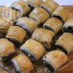 Recipe Picture:Spinach Rolls