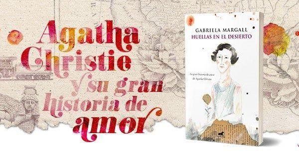Gabriela Margall y un libro que mezcla misterio con una historia de amor protagonizada por Agatha Christie