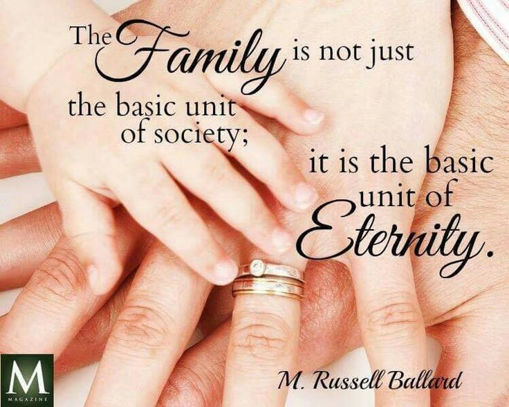 17 best images about family on pinterest lds the family for Family quotes lds