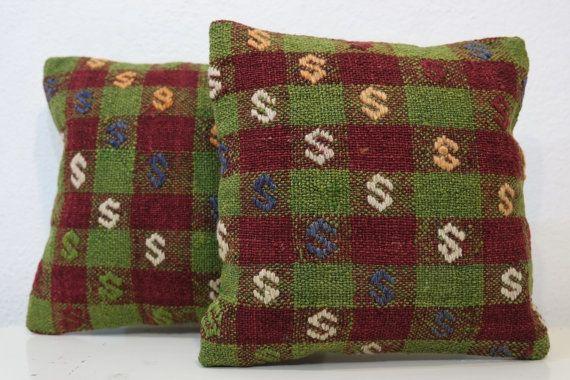 couch pillow decorative pillow case floor pillow case by kilimci