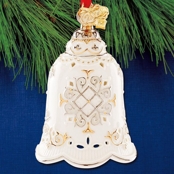 2020 Lenox Annual Porcelain Ornament in 2020 Porcelain