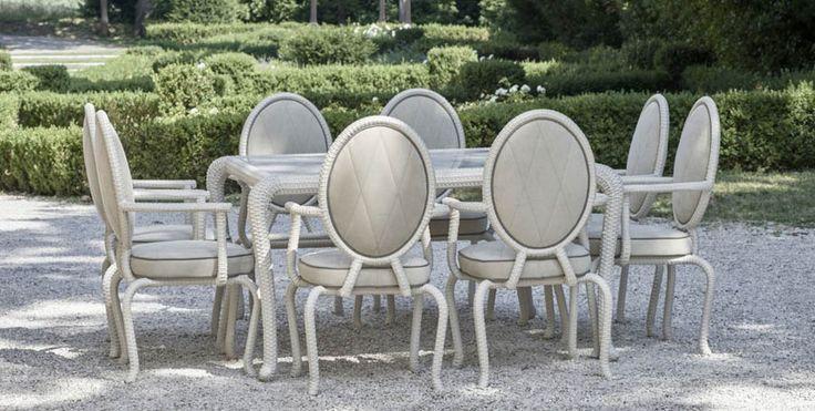 Samuele Mazza: полнофункциональные кухни -  новые тенденции мебели outdoor. #samuele_mazza