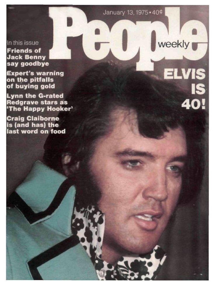 Life Story of Elvis Aaron Presley (January 8, 1935 - August 16, 1977) - Online Memorial Website