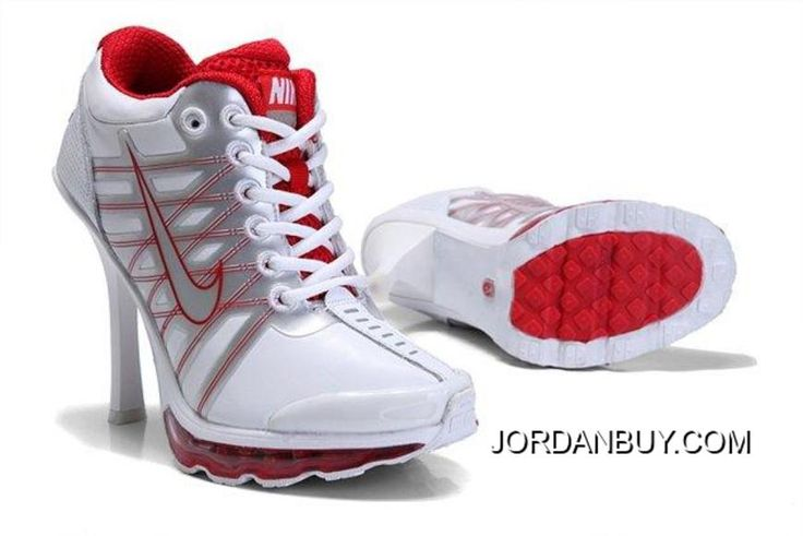 http://www.jordanbuy.com/outlet-nike-air-max-2012-heels-shoes-white-red.html OUTLET NIKE AIR MAX 2012 HEELS SHOES WHITE RED Only $85.00 , Free Shipping!