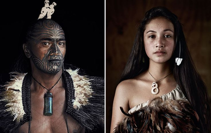 Stunning Portraits Of The World's Remotest Tribes Before They Pass Away (46 pics) | Bored Panda // GORGEOUS.