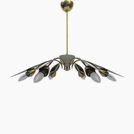 New Italienische Sputnik Deckenlampe mit Sechs Leuchten er Jetzt bestellen unter https moebel ladendirekt de lampen deckenleuchten deckenlampen uid ud