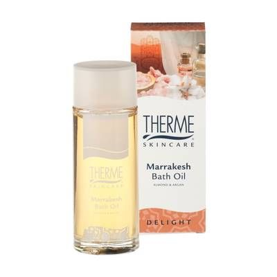 Therme Marrakesh Bath Oil