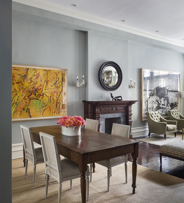 See More Of Sheila Bridges Design, Incu0027s Harlem New York Townhouse On  1stdibs