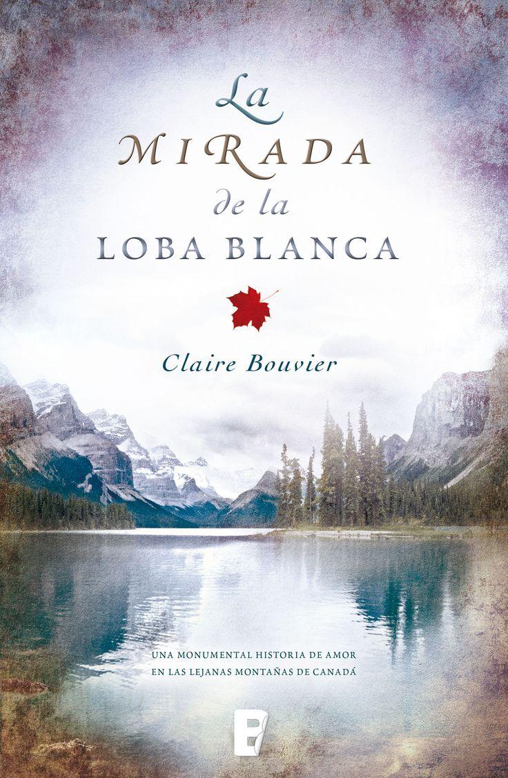 """Una mujer que emigra a Canadá como candidata a un matrimonio concertado....¿Quieres saber como sigue esta historia? No te pierdas nuestro #TagusToday de hoy: """"La mirada de la loba blanca"""", de Claire Bouvier por 1,88€."""