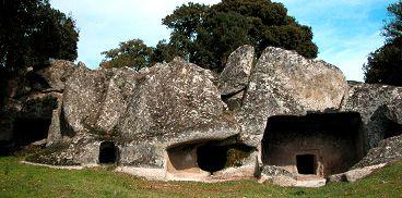 DOMUS DE JANAS BUDDUSO', Archaeology, Sardinia