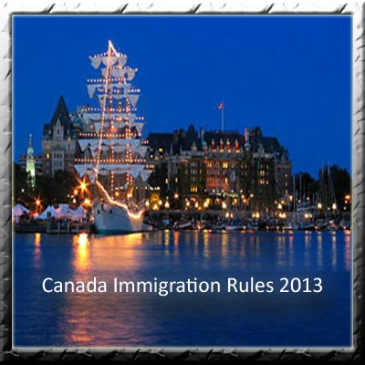 Dramatic changes have been made in Canada Immigration Rules 2013 edition. Canadian government is committed to laying an elaborate and responsive migration framework at the disposal of all parties linked to the migration.