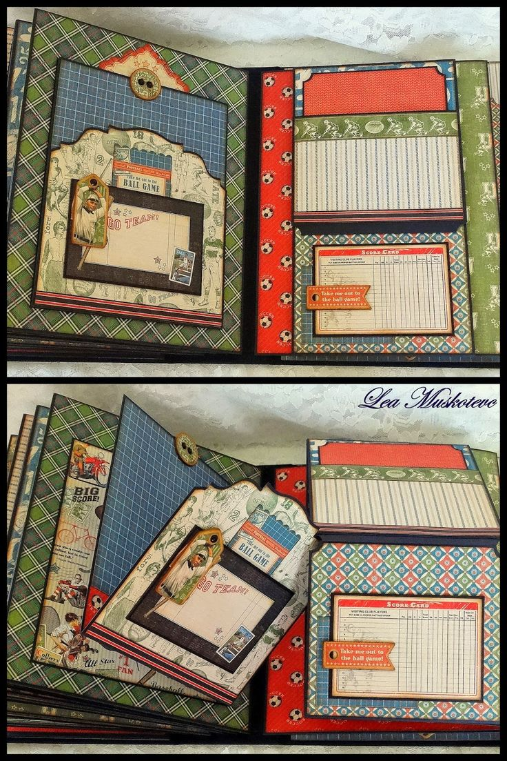 Diy mini album scrapbook for boyfriend 2014 youtube - My New Mini Album For Storing Sport Outdoors Or Any Other Photos The Mini Will Be For My Hubby To Store His Favourite Pictures I Used Gr