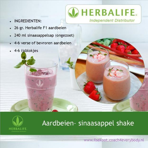 afvallen met smart protein shake