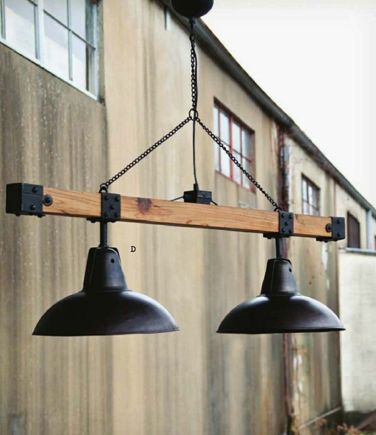 Rustic Light Industrial Chandelier Rope Pulley Yoke Wood Metal: 346 Best Images About Lighting Ideas On Pinterest