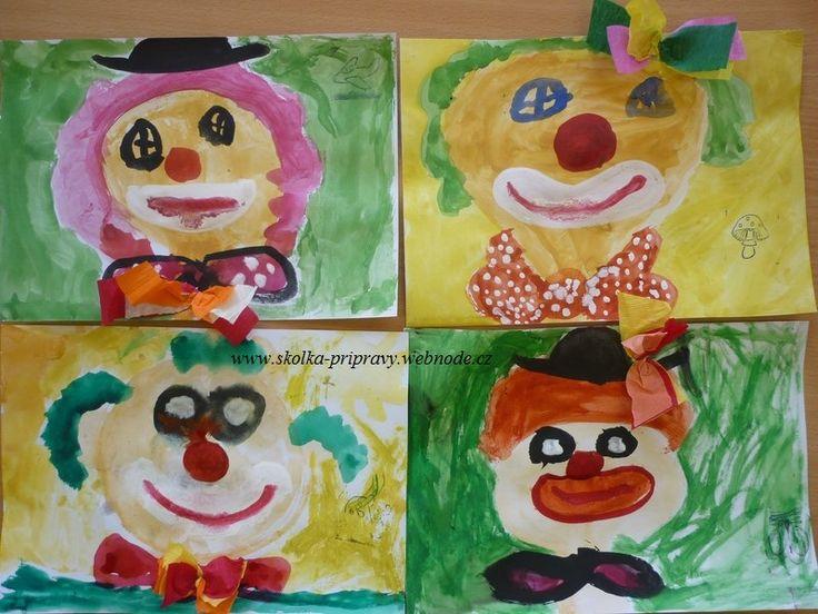 karnevaly maškarády mají všechny děti rády