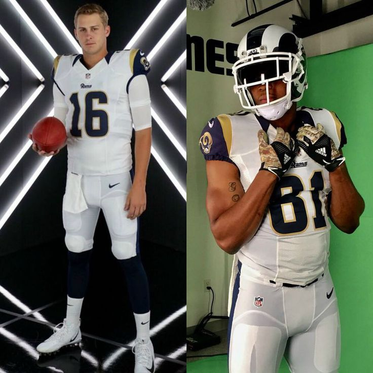 🔥 or not: The @rams' new uniforms.