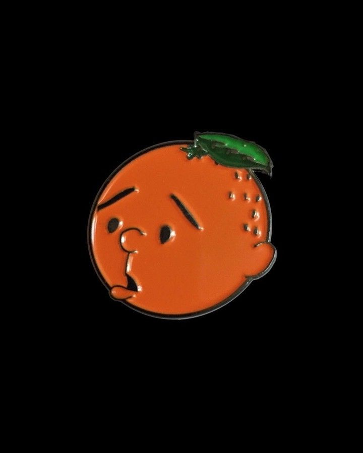 Karl Pilkington pin from @handsomeandpopular   Head like a fuckin'   Available to buy through their link in bio!
