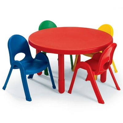 Superb Daycare Tables And Preschool Table And Chair Sets At Daycare Furniture  Direct. Resin Toddler Table And Plastic Chairs For Childcare Seating And  School ...