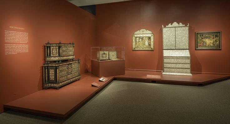 View of the exhibition in the Galleries.