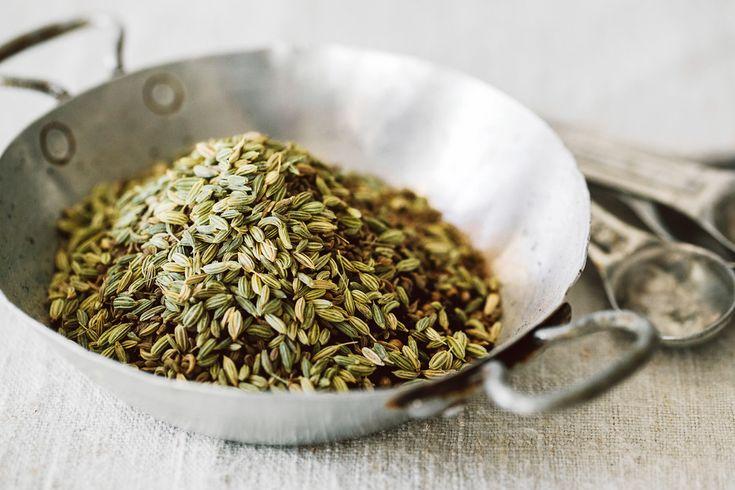 Eine aromatische Mischung zum Verfeinern von Couscous, Gemüse, Suppen und Co.