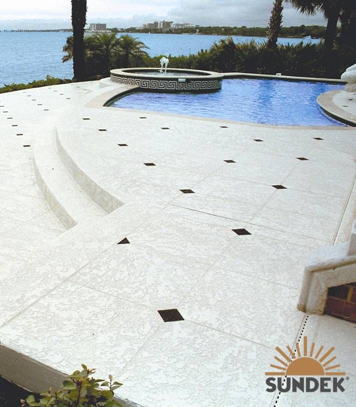 34 best images about swimming pool surrounds on pinterest for Swimming pool resurfacing