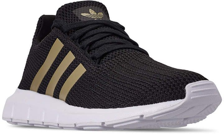 adidas women's swift run casual sneakers from finish line