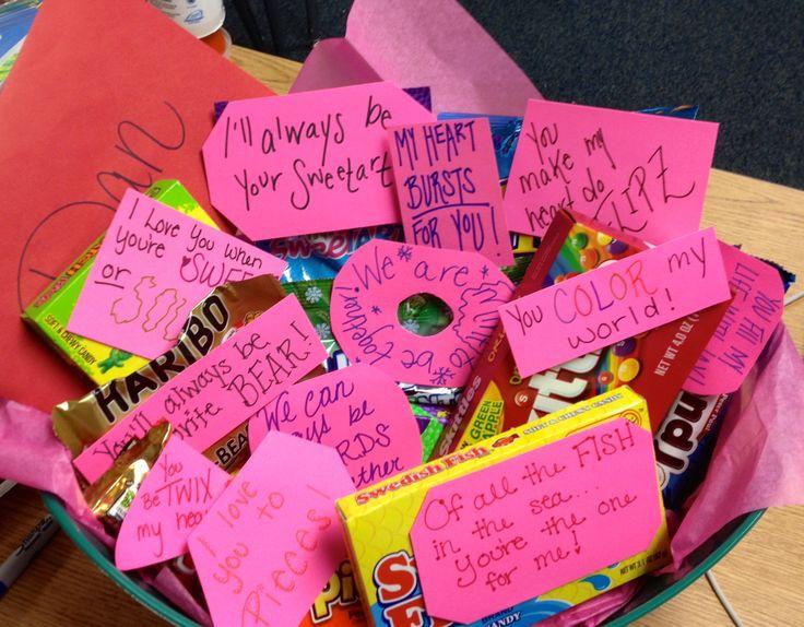 Gift Basket for Boyfriend