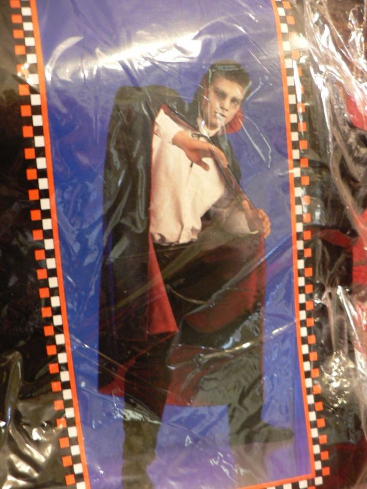 Dracula Cape Costume Halloween Boo-Tique Adult Costume Vampire Black Red NWT #BooTique