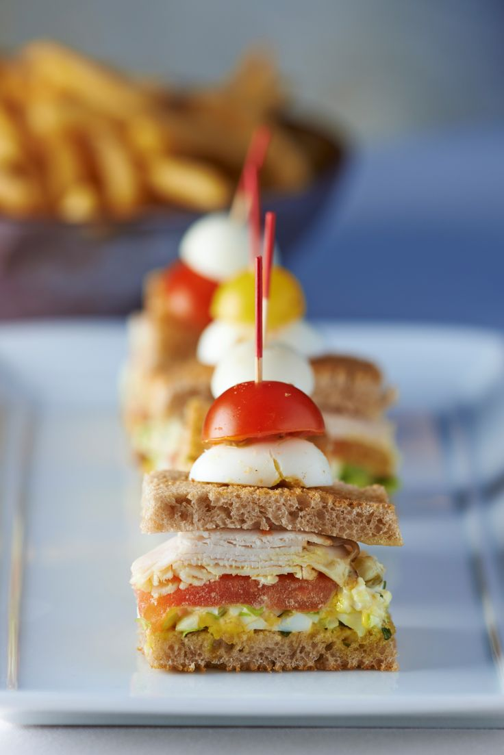 A Club Sandwich makes our luxury list. What's on yours? #MYLUXLIST | Park Hyatt