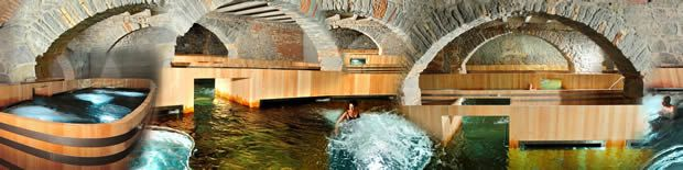 Zurich Thermalbad.  I'm looking forward to trying this out!  I've heard good things about the spa.