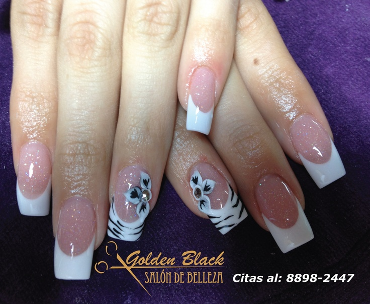 #nails #uñas #diseño #animalprint