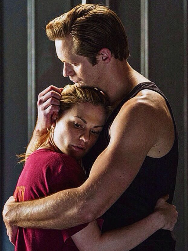 Eric and Sookie S7