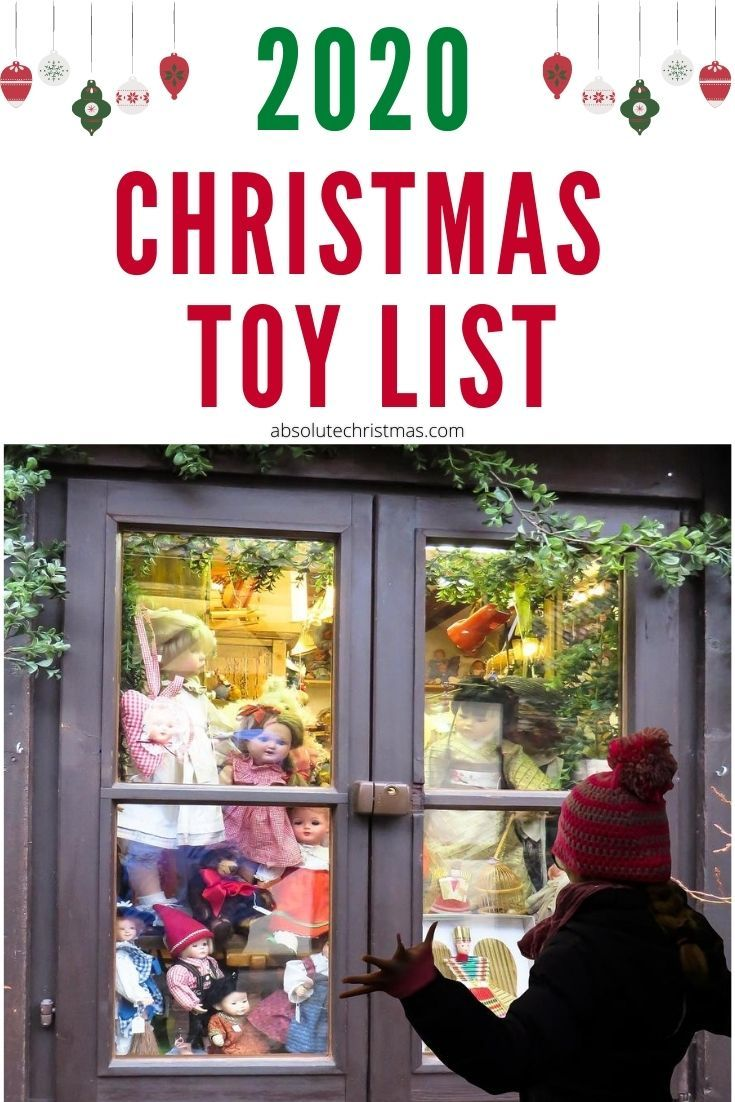 2020 Popular Christmas Toys Top Christmas Toys 2020   Here Are The Toys Kids Want This
