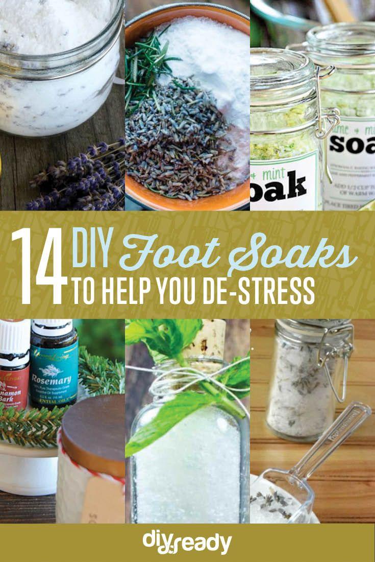Ready rats diy mini scrapbook my crafts and diy projects - Diy Foot Soak Ideas