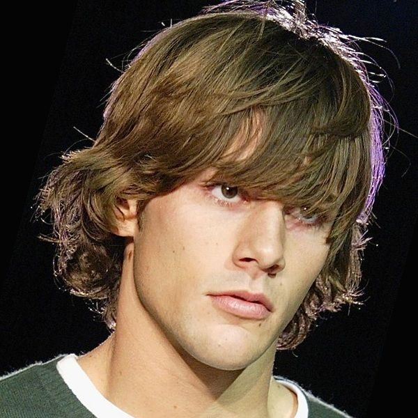 Shaggy and Long Hairstyle for Boys