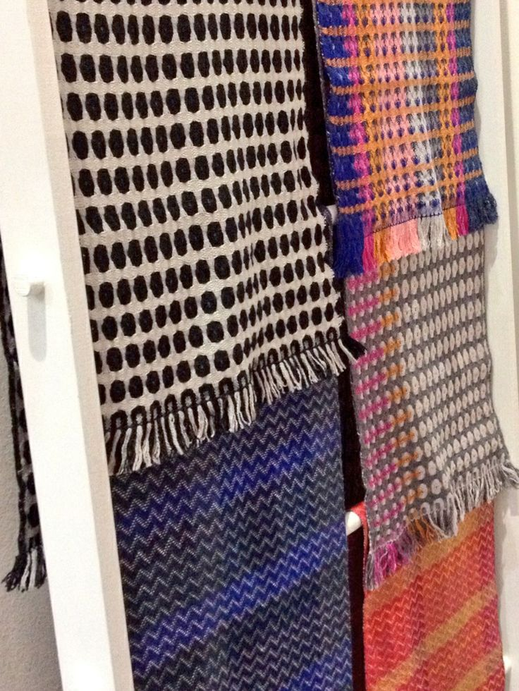 New Woven Scarves by CLAIRE GAUDION. Available to pre-order for #AW14 soon. #scarves www.clairegaudion.com