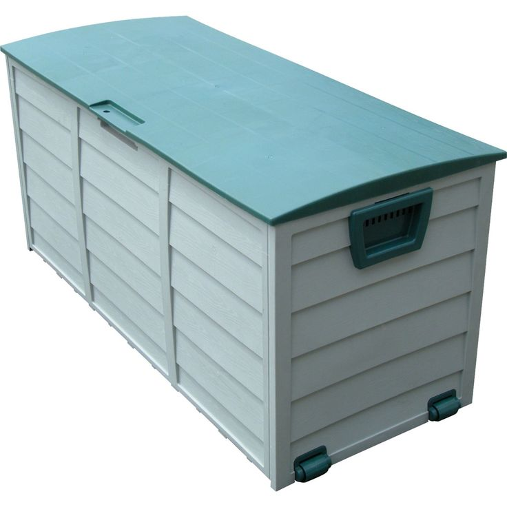 Stalwart 75 HDOB Heavy Duty Outdoor Storage Box.
