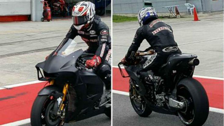 MotoGP: Honda e Yamaha testam novas carenagens em Sepang - MotoSport - MotoSport