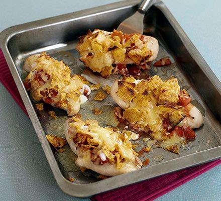 Chicken nacho grills recipe - Recipes - BBC Good Food