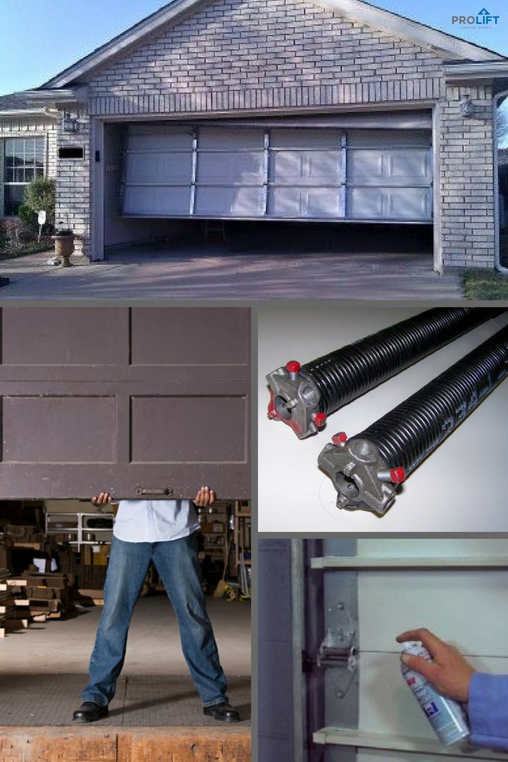 Best 25+ Garage door repair ideas on Pinterest | Used garage doors ...