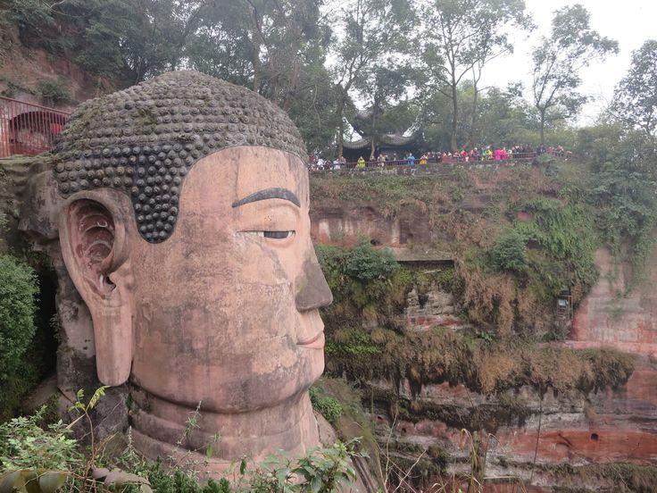 Giant Buddah -Leshan