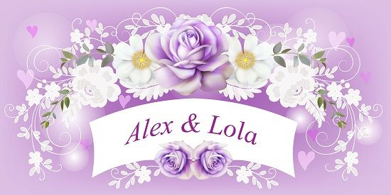 Wedding vector invitation with lilac roses and Belgian lace #romantic #rose #flower #floral #frame
