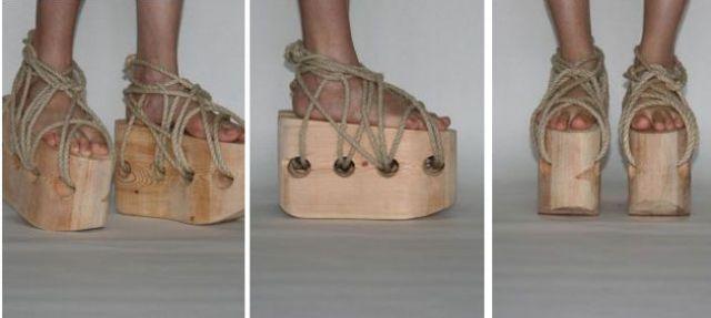 Crazy High Heels That Kill Your Feet (30 pics) - Izismile.com