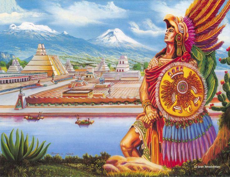 Spanish Reader :: La Cultura Azteca